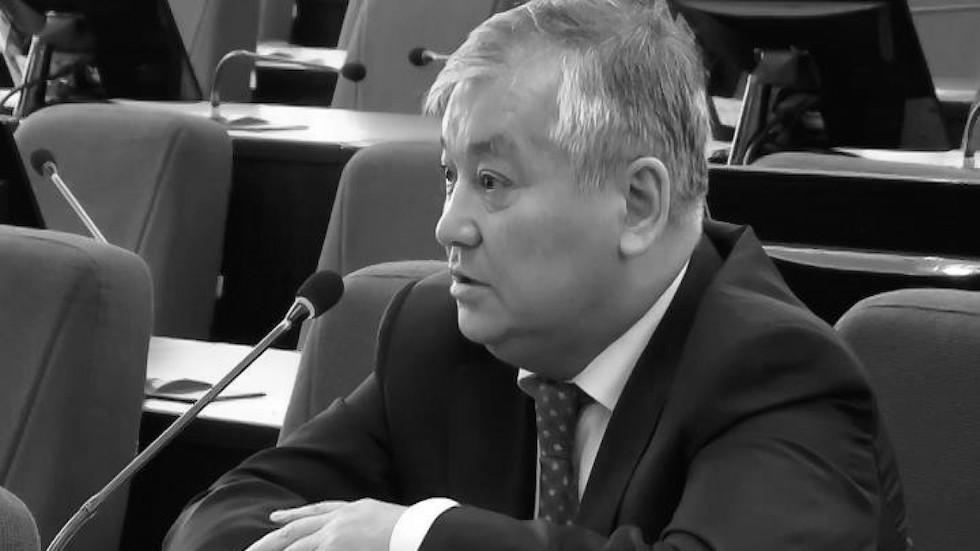 Скончался экс-депутат Сената Парламента РК Сагындык Есимханов