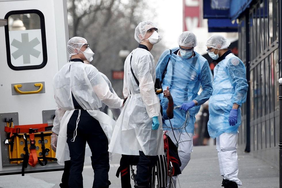 В мире зафиксирован рекордный суточный всплеск заражений коронавирусом