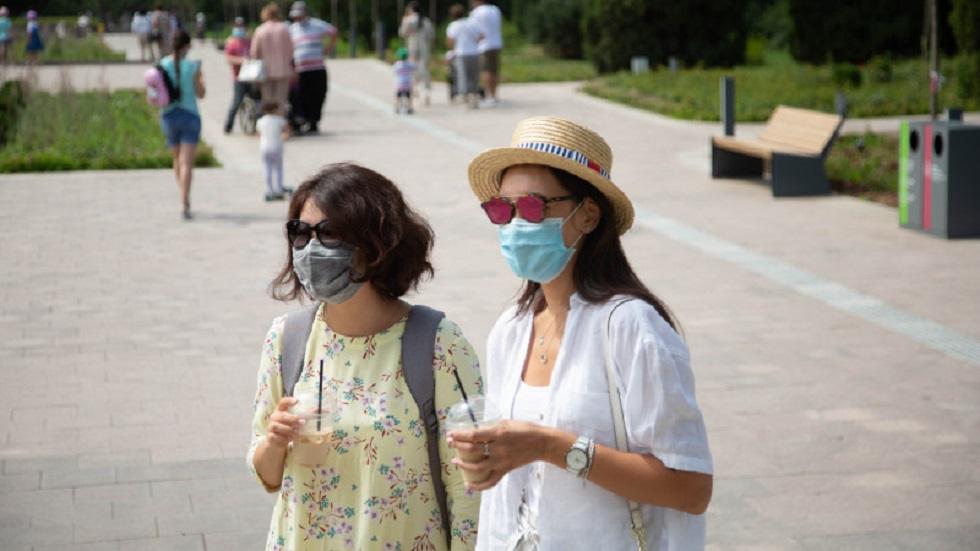 В Ауэзовском районе Алматы 64 жителя оштрафованы за нарушение масочного режима