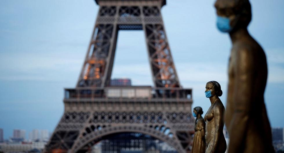 Франция может повторно закрыть границы