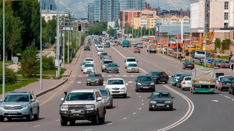 В Нур-Султане планируют отменить левые повороты на перекрестках