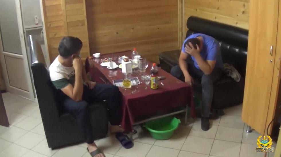 Полиция накрыла сауну в Наурызбайском районе Алматы