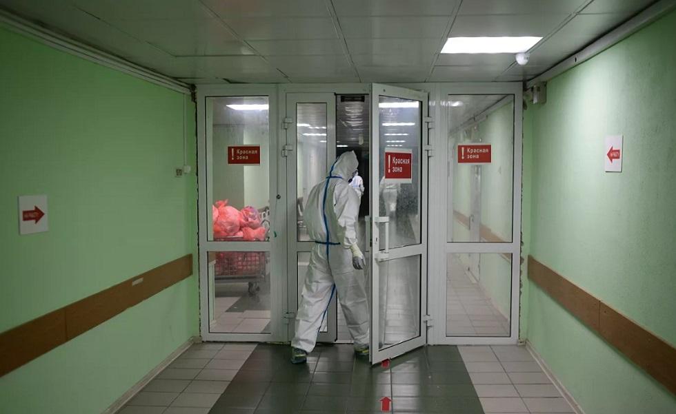 В России выявили 5 462 новых случая COVID-19