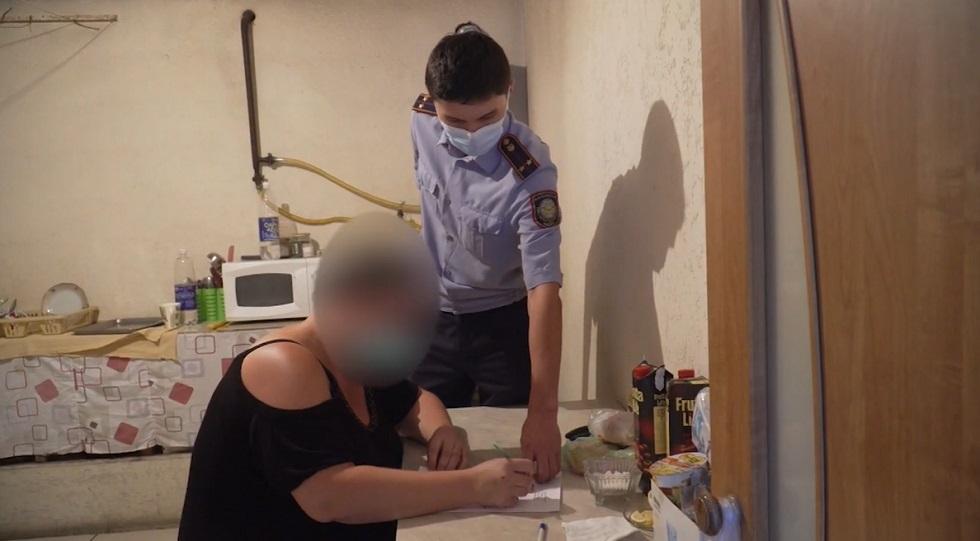 В Шымкенте работала сауна, несмотря на строгий карантин