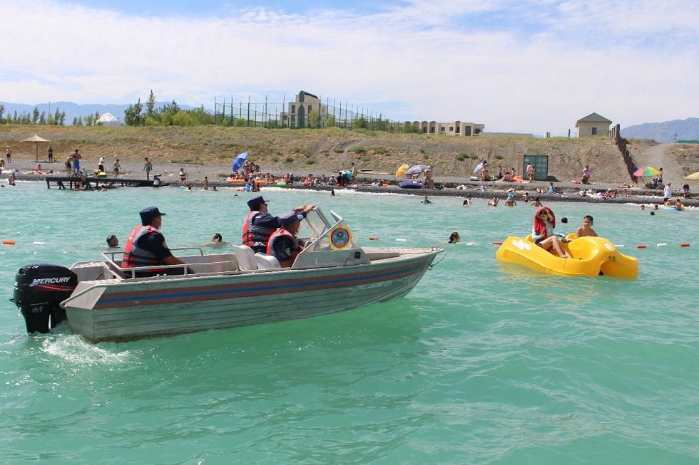 В Казахстане за последнюю неделю на водоемах утонуло 17 человек  