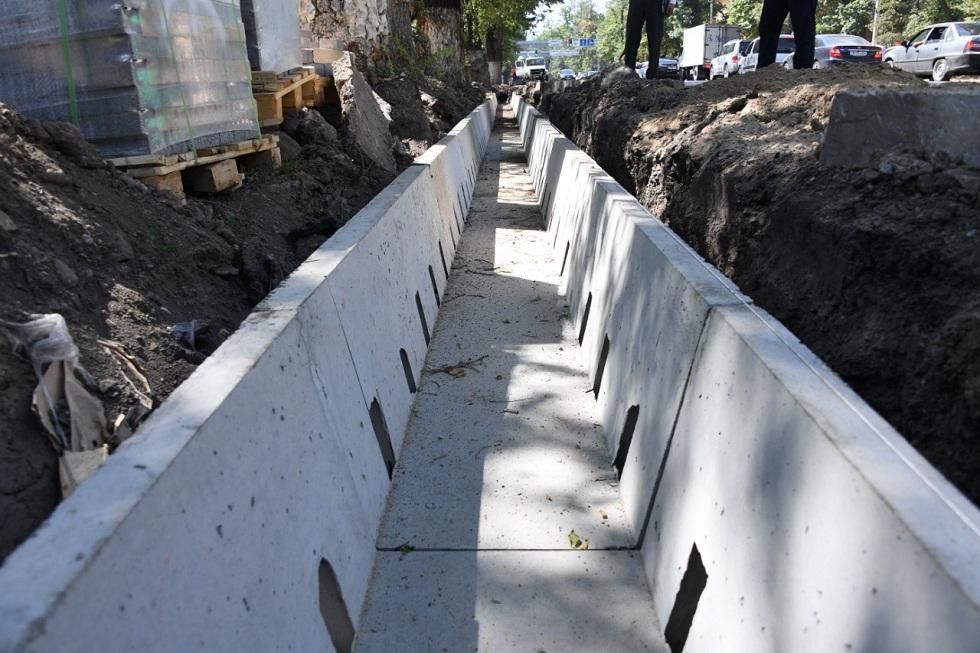 В Алматы в 4 раза снизилось количество подтапливаемых участков