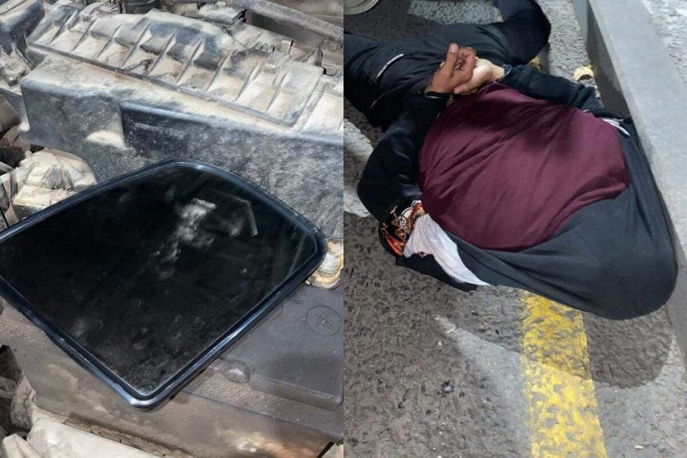 Группу воров автомобильных зеркал задержали в Алматы