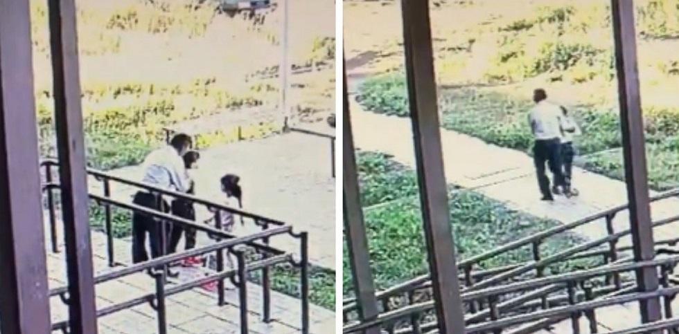 Уводил девочку с детской площадки: полицейские задержали подозреваемого в Уральске