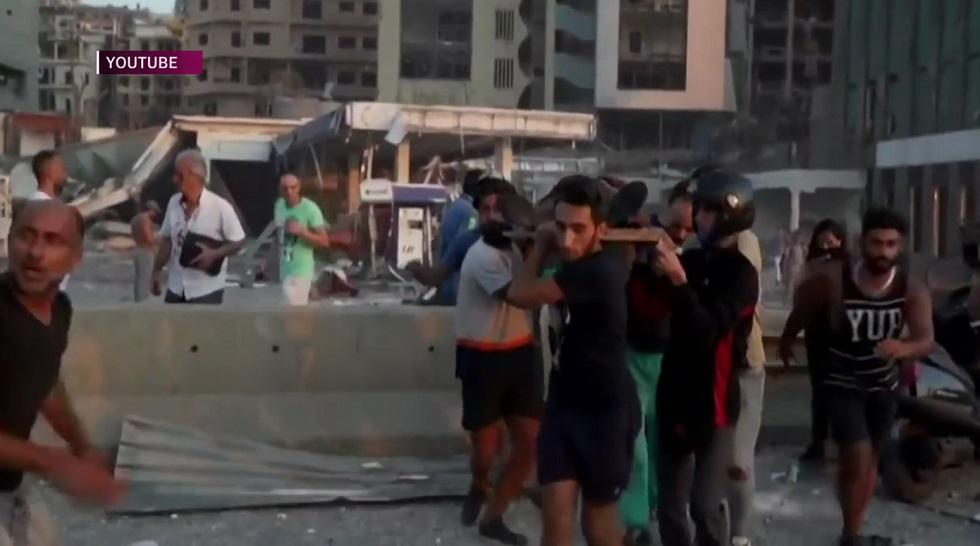 Причину взрывов в Бейруте назвали власти Ливана