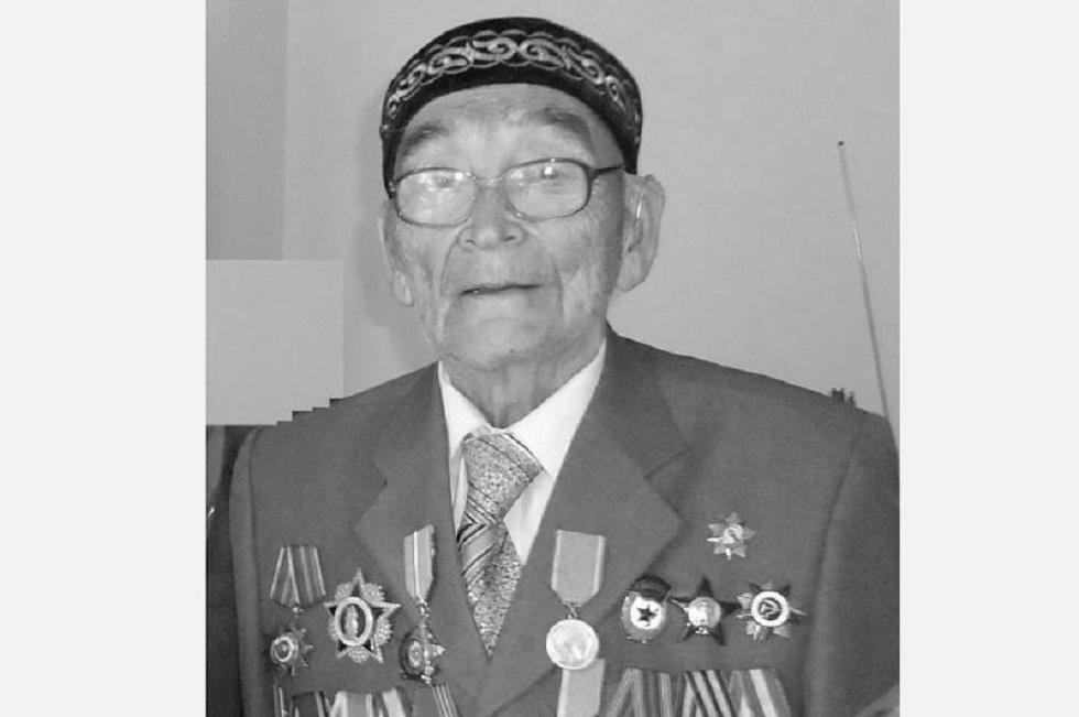 Ушел из жизни известный журналист, ветеран войны Бисултан Амангалиев