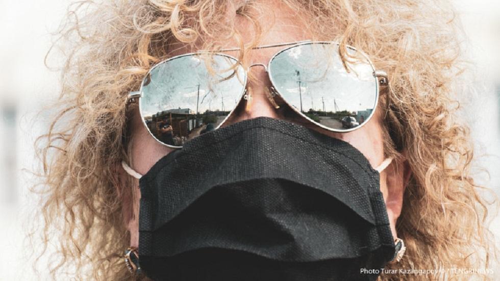 Вирусологи Алматы: маска — преграда от попадания коронавируса в верхние дыхательные пути