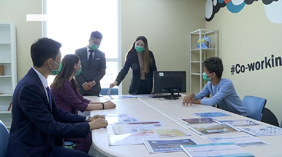 Седьмой молодежный ресурсный центр открылся в Алматы