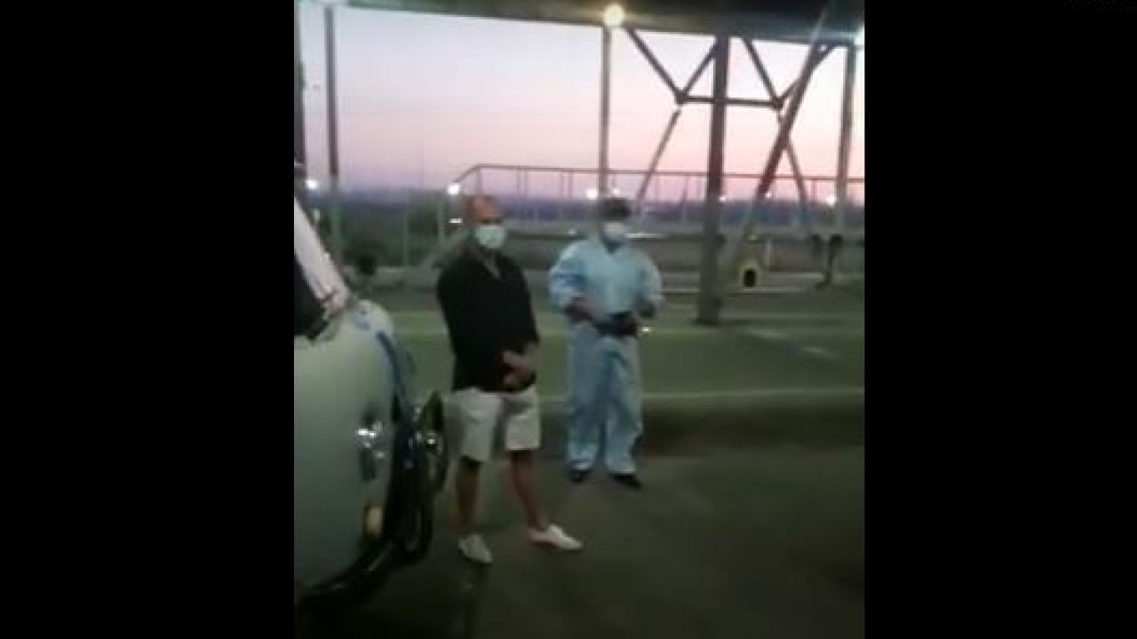 Россиянина задержали на границе Казахстана за провоз наркотиков