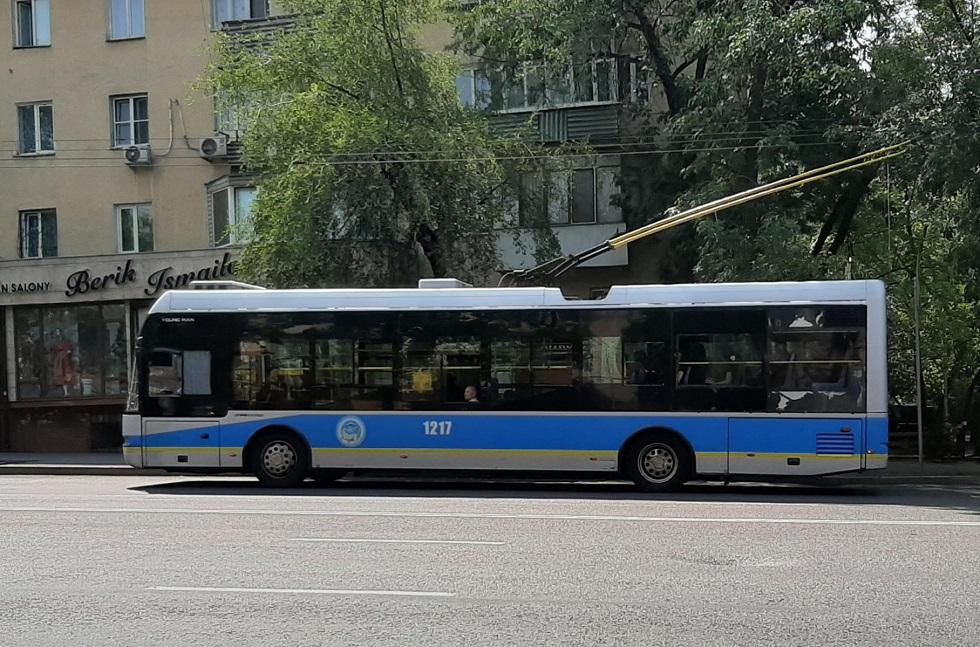 Бакытжан Сагинтаев в эфире Akimat LIVE рассказал о модернизации троллейбусных линий в Алматы