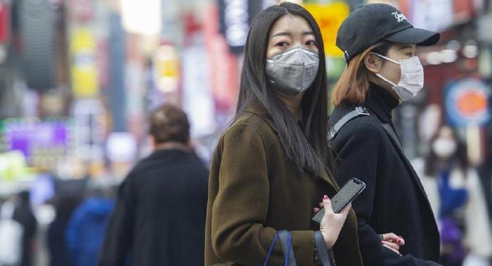 Оңтүстік Кореяда коронавирус жұқтырғандар көбейді