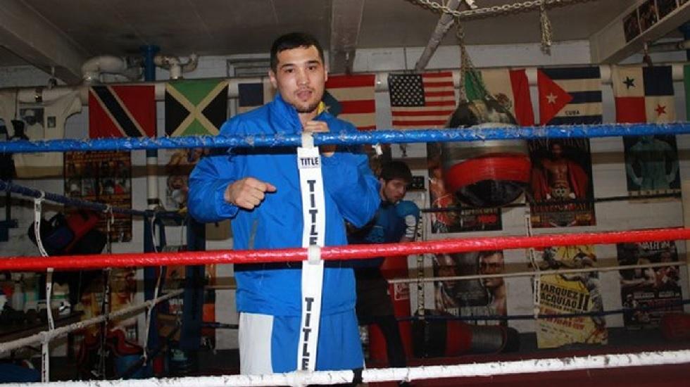 Даурен Елеусинов потерпел первое поражение на ринге