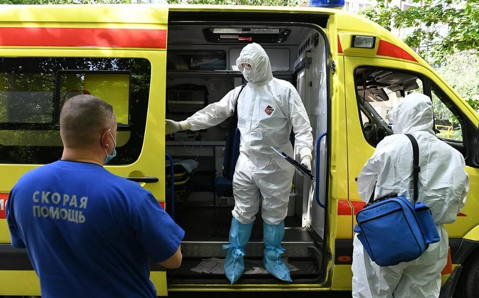 Число зараженных коронавирусом в России достигло одного миллиона