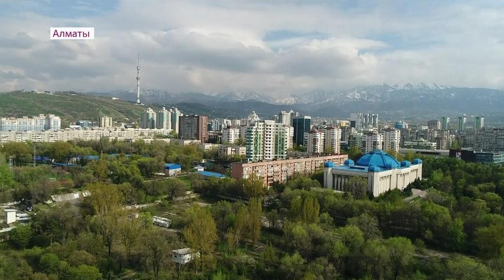 Алматы журналистері Президенттің экология және жасыл қорды дамыту жөніндегі бастамасын қолдады