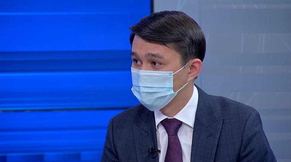 Ардак Самамбетов ответил на вопросы горожан в эфире Akimat LIVE