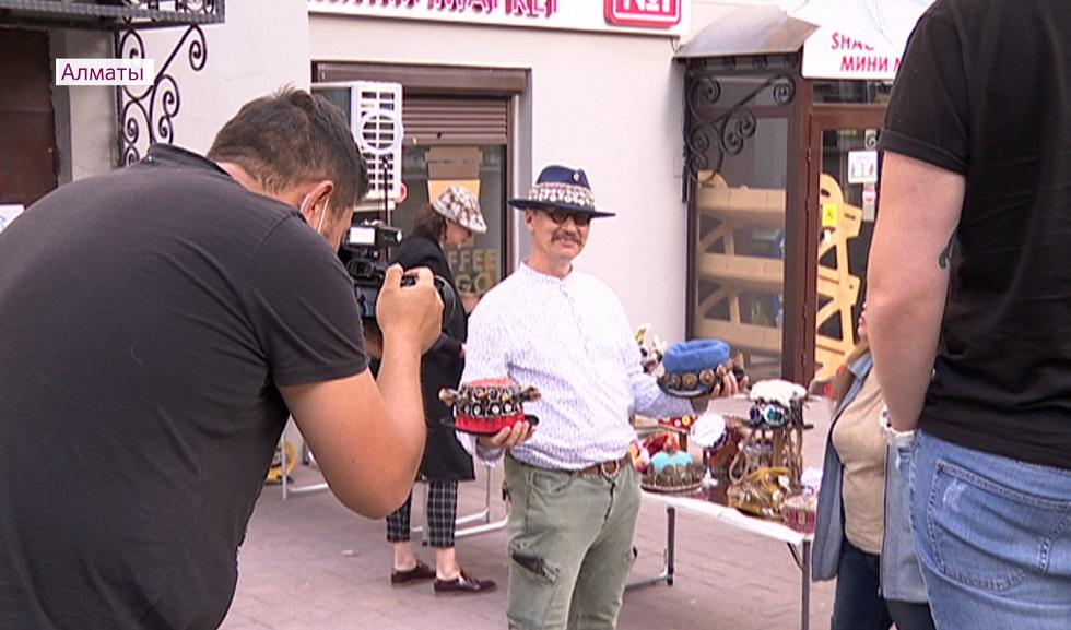 Впервые в Казахстане художники, музыканты и рестораторы объединились для совместной работы в Алматы