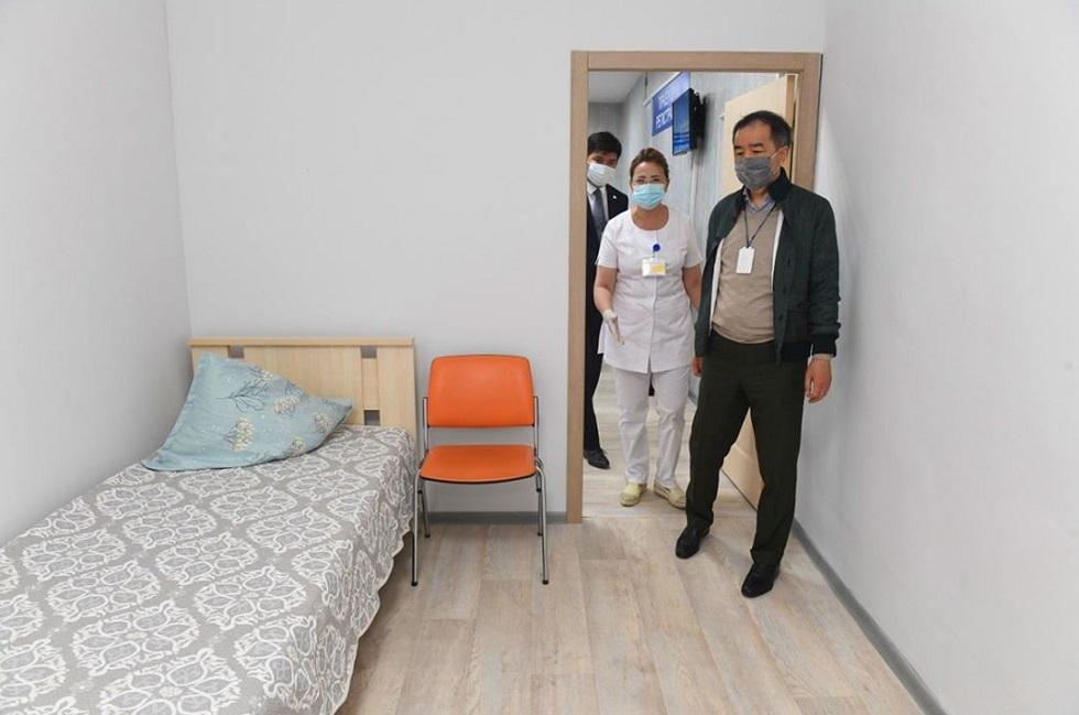 Алматыда жаңа медициналық мекемелердің ашылуы қала билігінің ерекше бақылауында