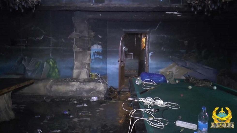 Пожар в гостинице: полицейский спас спящего гостя
