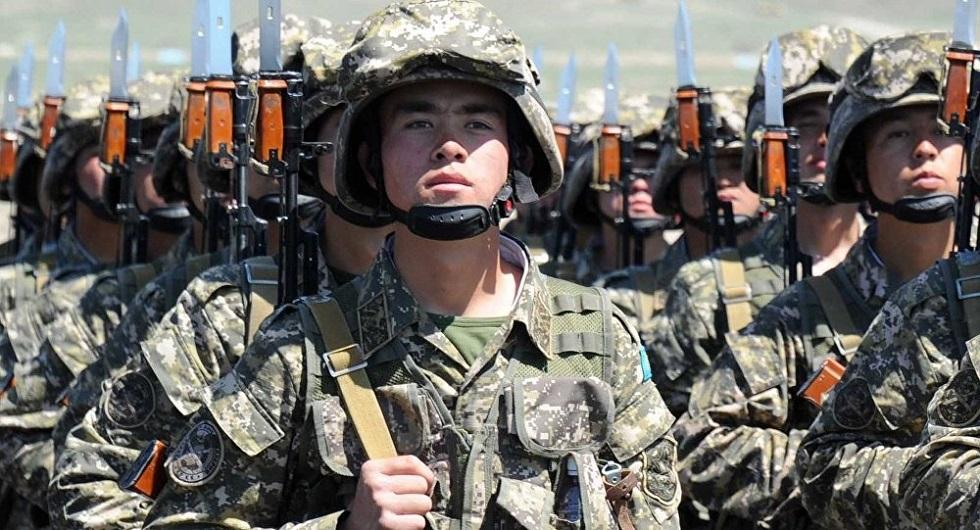 Казахстанские военные примут участие в учениях в Беларуси