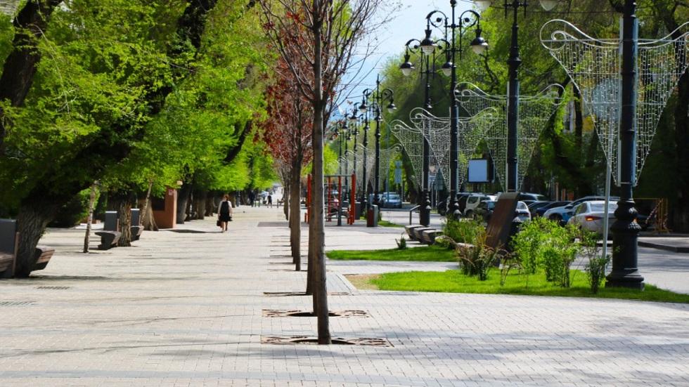 Порядок в городе зависит от каждого из нас - Бакытжан Сагинтаев