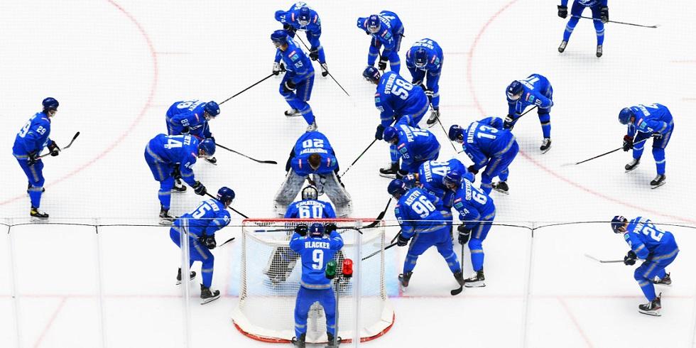 Барыс командасының  хоккейшілерінен коронавирус анықталды