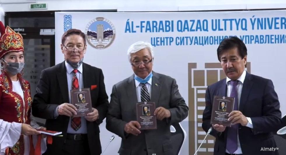 Әл-Фараби атындағы ҚазҰУ-да ғалым, жазушы Ә. Ыдырысовтың 90 жылдығына арналған халықаралық конференция өтті