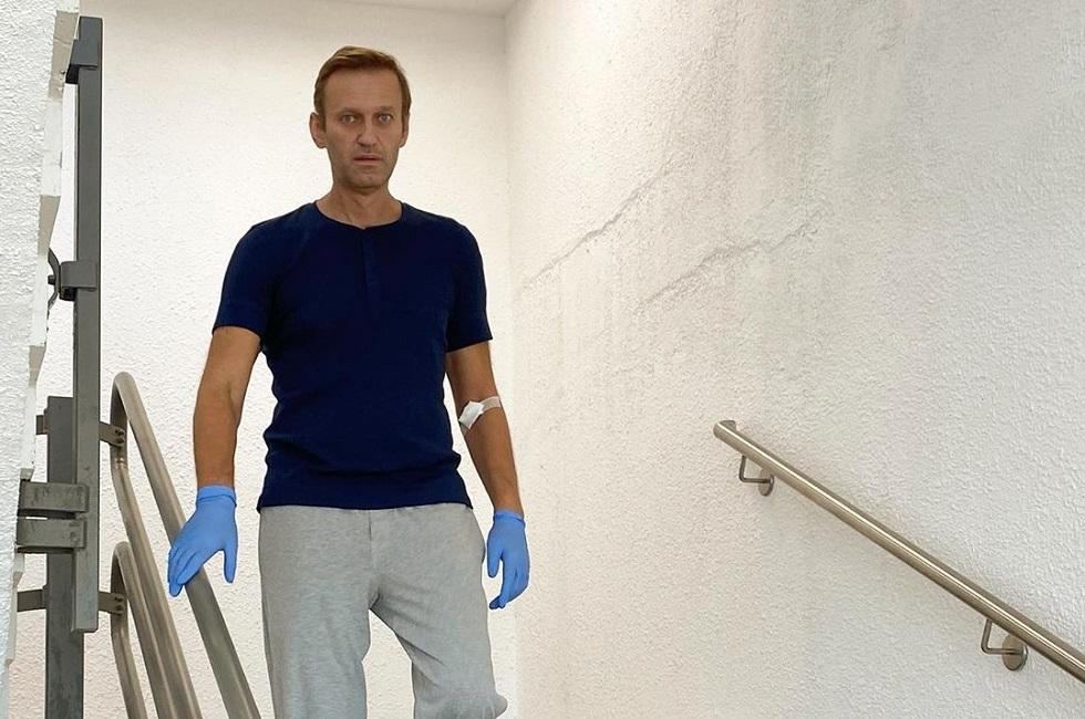 Сейчас я парень, у которого дрожат ноги – Навальный о своем восстановлении