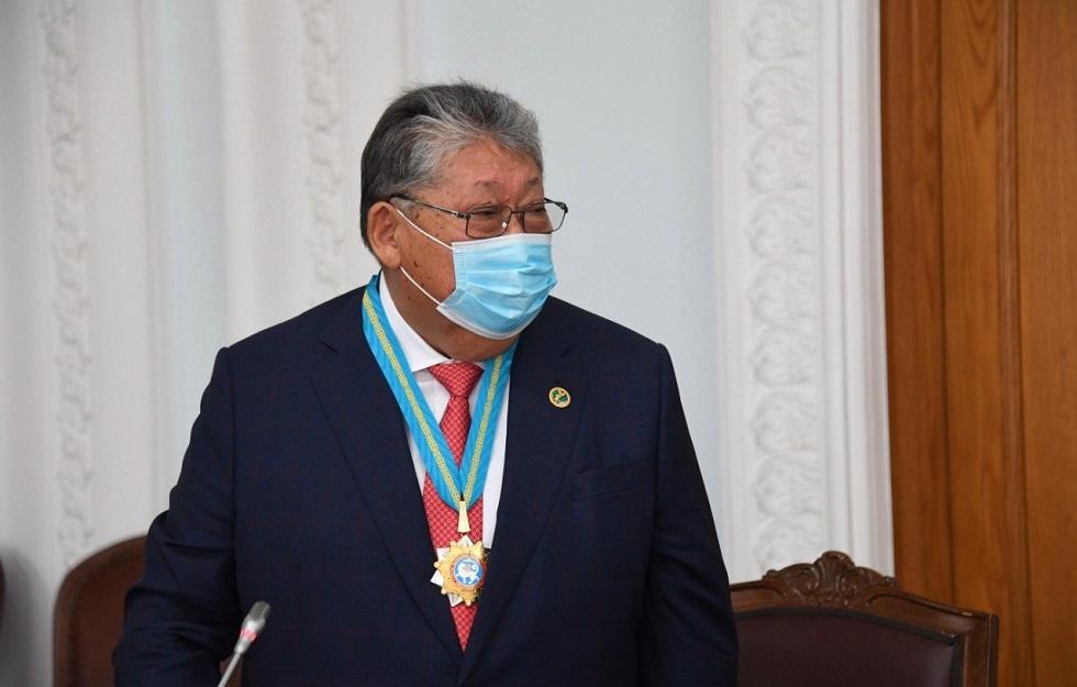 Алматы не потерял свое величие — государственный и общественный деятель Турарбек Асанов