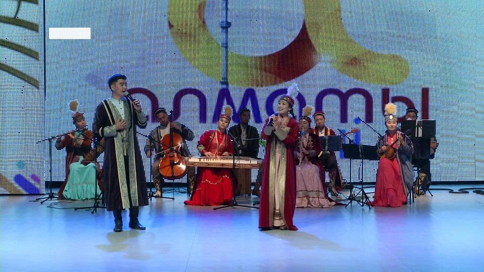 """День города Алматы: онлайн-концерт состоялся в театре традиционного искусства """"Алатау"""""""