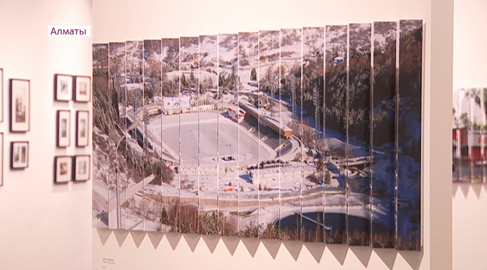 """В честь Дня города в Almaty Gallery проходит выставка: """"Алматы - проявленная пленка"""""""
