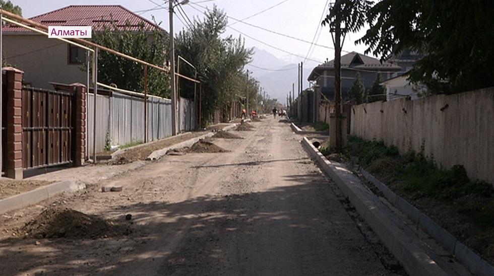 Когда достроят проспект Абая в Алматы