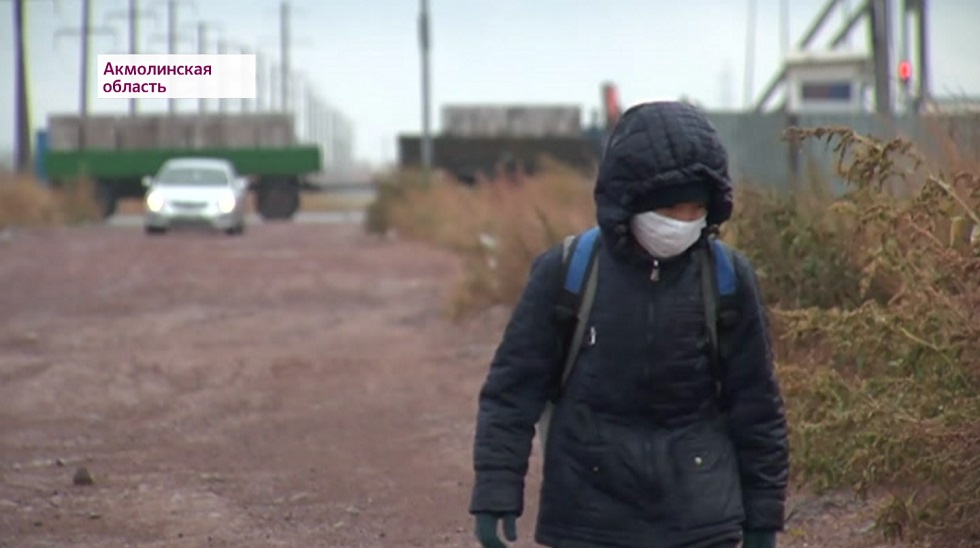 Без дорог и скоростного Интернета живут многие годы жители Акмолинской области