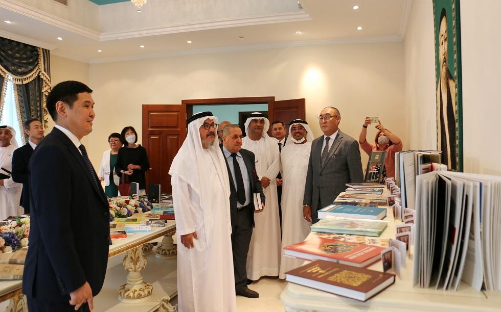В ОАЭ открылся культурно-познавательный зал Абая