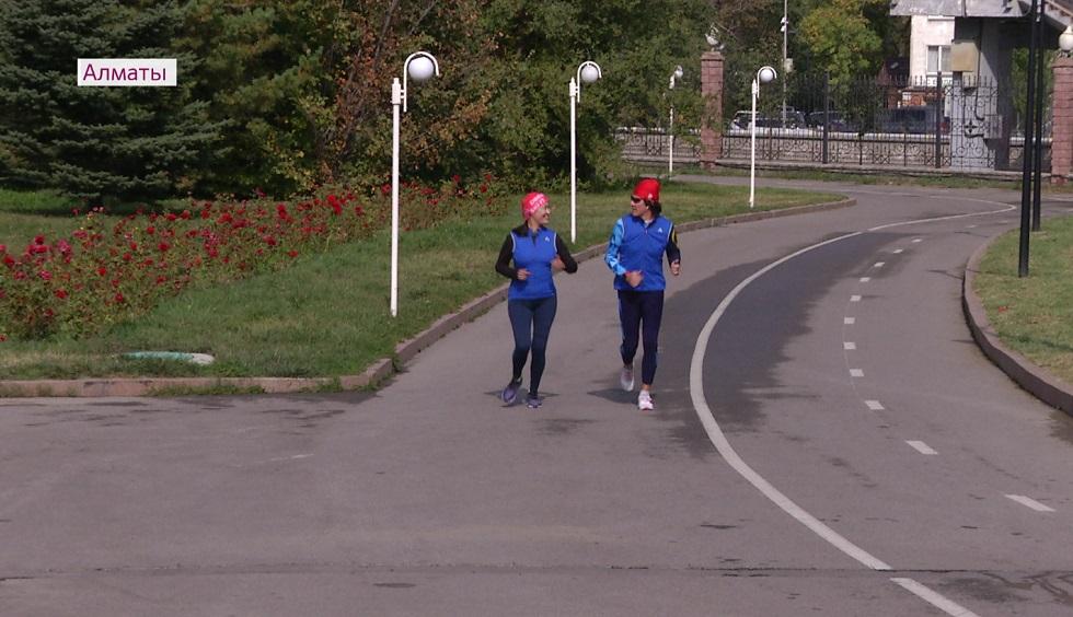 В Алматы стартовал недельный онлайн-марафон