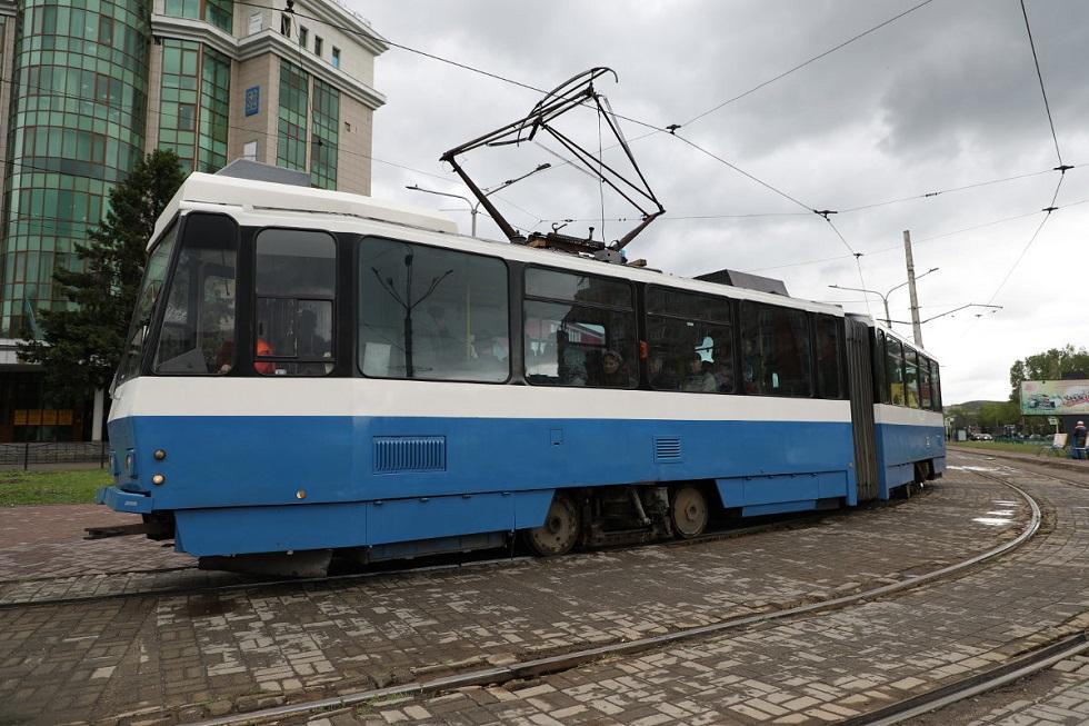 Пенсионеры Усть-Каменогорска смогут бесплатно ездить в  трамваях 1 октября