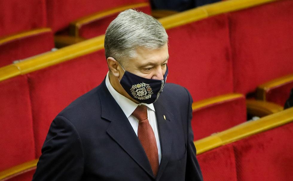 Экс-президент Украины заразился коронавирусом
