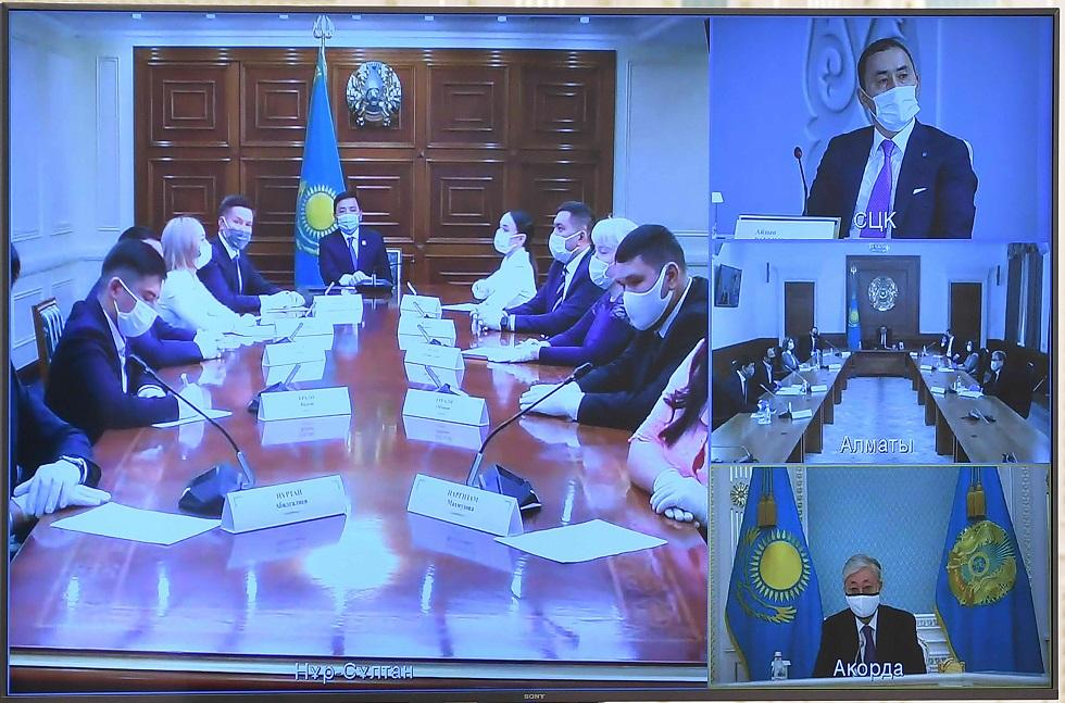 Благотворительность и волонтерство в Казахстане приняли общенациональный масштаб - Токаев