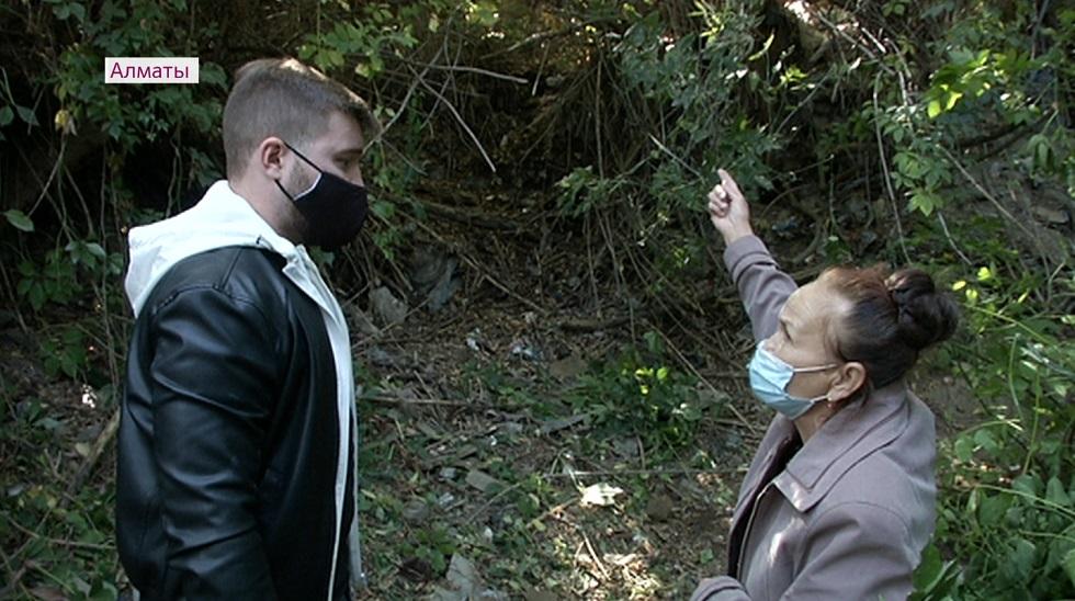 Сказано - сделано: акимат Алматы решил проблему одинокой пенсионерки
