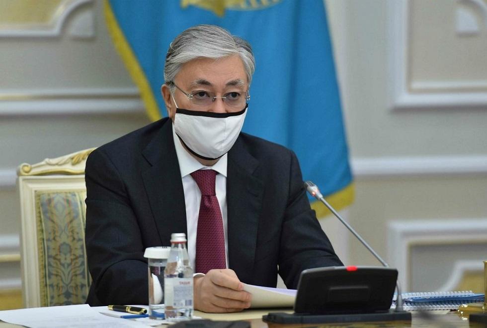 Токаев прокомментировал ситуацию в Кыргызстане