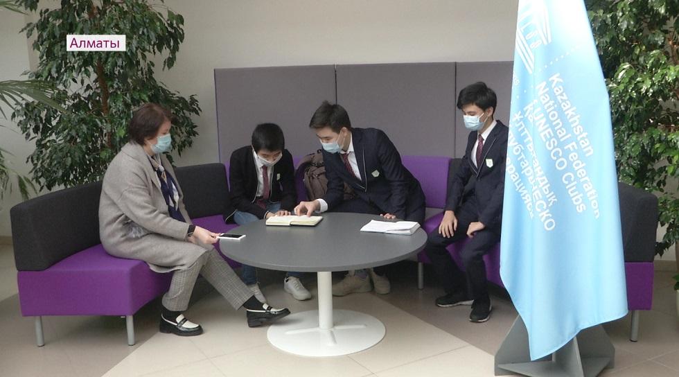 Алматинские школьники завоевали медали на Международной олимпиаде
