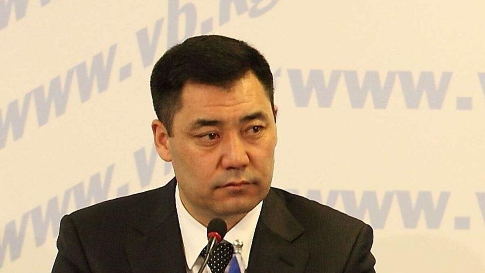Криминал перестанет диктовать свои условия – и.о. президента Кыргызстана