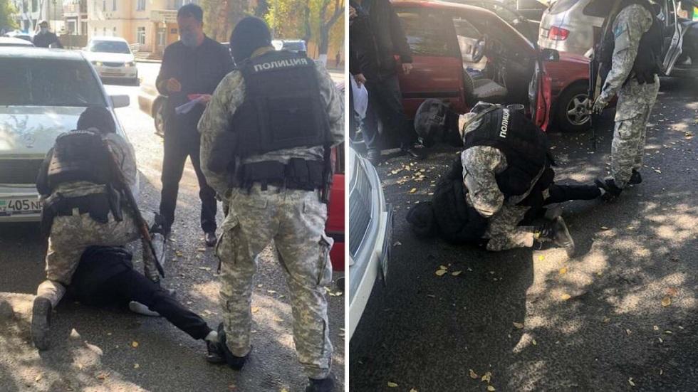 Талдыкорганец вымогал деньги у местного жителя, угрожая насилием