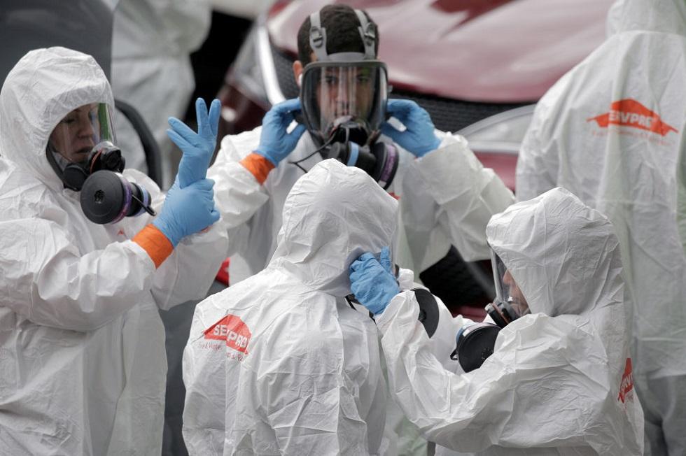 Коронавирус в мире: число заболевших превысило 39 млн