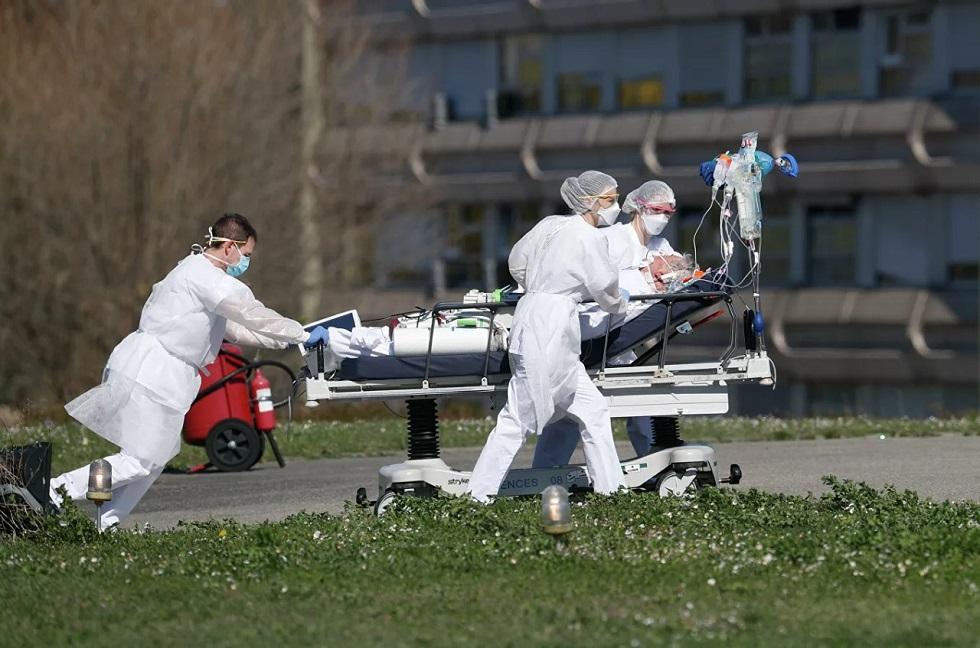 Коронавирус в Франции: за сутки умерло наибольшее число пациентов с мая