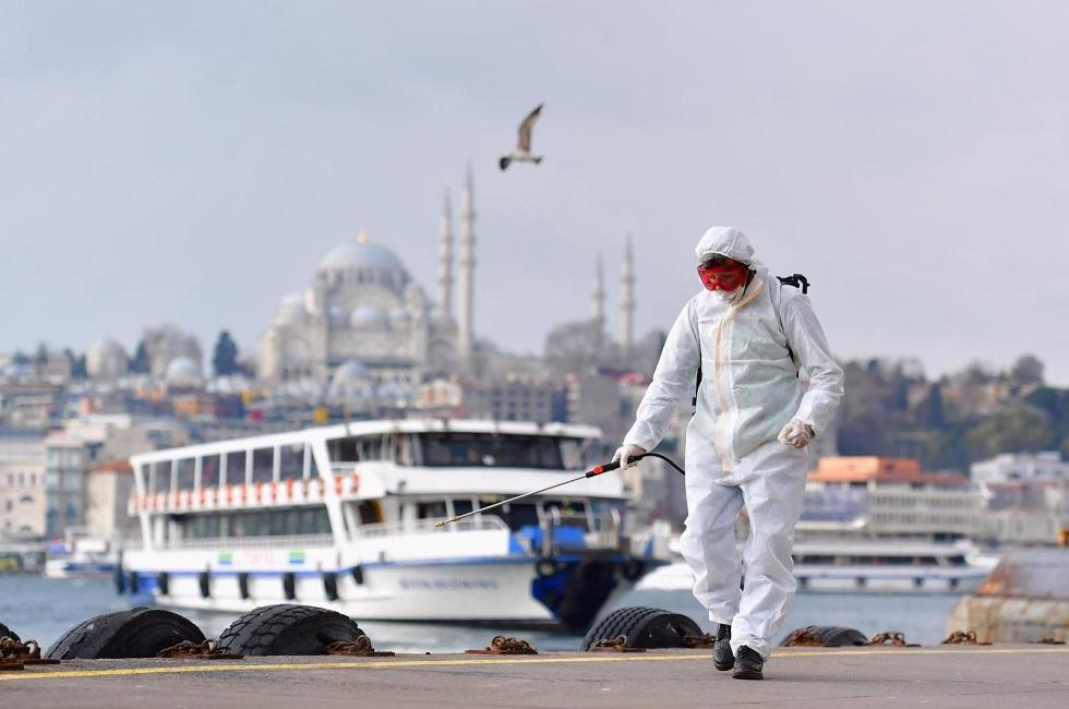 Коронавирус в Турции: зафиксировано рекордное с мая число новых случаев
