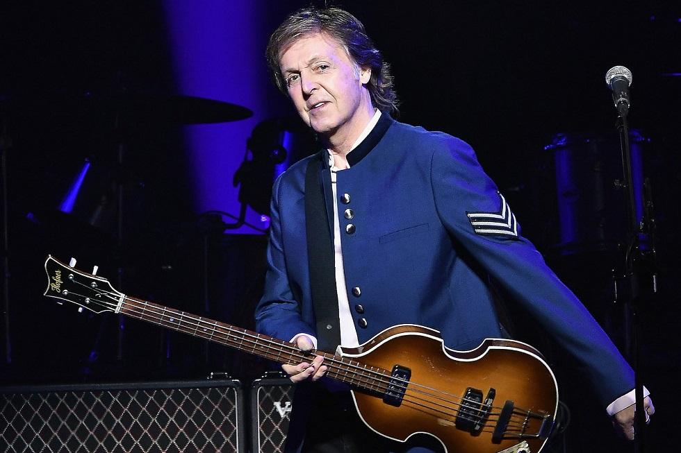 Пол Маккартни выпустит новый альбом в 2020 году